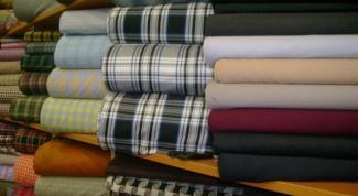 Как выбрать качественную шерстяную ткань