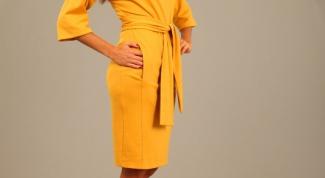 Как подобрать материал для платья