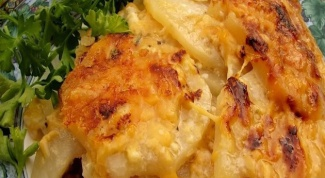 Как просто и вкусно приготовить мясо по-французски с картошкой