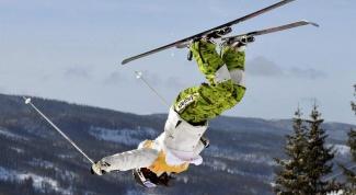 Горные лыжи: выбор по стилю катания