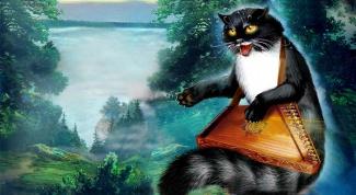 Кто такой кот Баюн