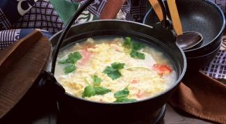 Как сделать сытный вегетарианский суп