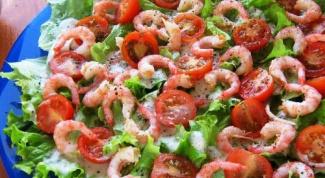 Итальянский салат «Романтика для двоих»
