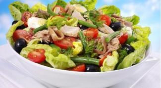 """Как приготовить салат """"Нисуаз"""""""