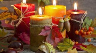 Как зажечь свечу на счастье