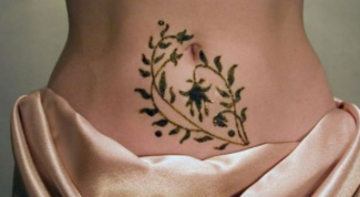How to make temporary tattoo at home: for a stylish