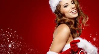 Подготовка к Новому году: как хорошо выглядеть в новогоднюю ночь
