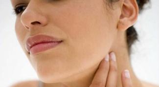 Как справиться с болью в горле
