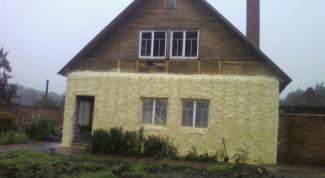 Как утепляют бревенчатые стены жилого дома