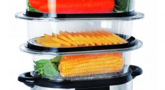 Здоровое питание. Пароварка – лучший способ термообработки пищи