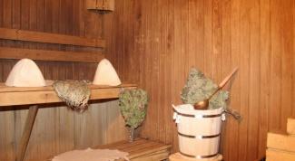 Составы для обработки бани