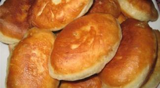 Как приготовить пирожки с мясом жареные