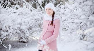 Беременность зимой: особенности и нюансы