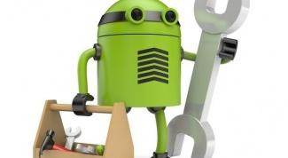 Сервисные коды для Android
