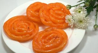 Готовим десерт родом из Индии