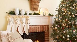 Как оригинально украсить дом к Новому году