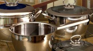 Как почистить кастрюли от нагара без химии