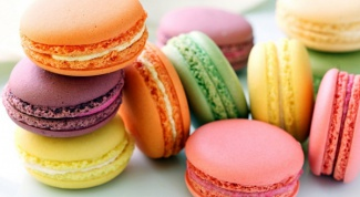 Macaroons: recipe at home