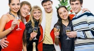 Как справить Новый год на работе