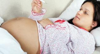 Ангина при беременности. Возможный вред и профилактика болезни