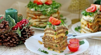 Готовим печеночные мини-тортики