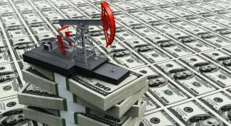 Почему падает цена на нефть?
