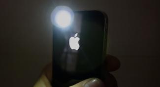 Как сделать, чтоб вспышка (камера) на iPhone мигала при смс и звонках