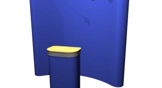 Правила выбора pop-up стендов с башней в зависимости от их функций