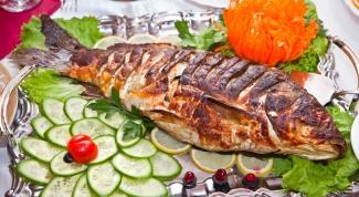 Блюда из рыбы к новогоднему столу: оригинальные рецепты