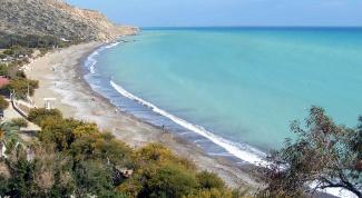 Как хорошо отдохнуть в турне по Кипру