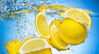 Лимон: необычные способы применения