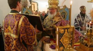 В чем заключается таинство рукоположения во священство