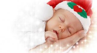 Как устроить малышу новогоднюю фотосессию
