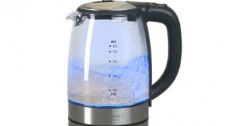 Как выбрать качественный электрический чайник