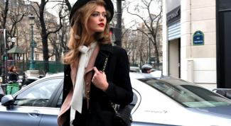 Модные тенденции зимы-2015