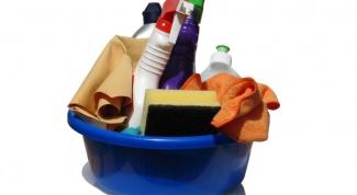 Как быстро убраться в доме
