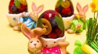 Заливные сладкие яйца