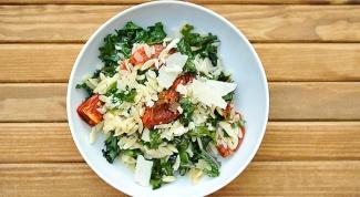 Как приготовить пасту ризони с запеченными помидорами