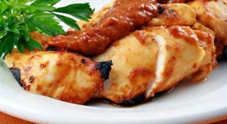 Куриное филе с пармезаном и прошутто