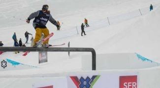 Что такое ски-слоупстайл во фристайле