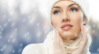 Как защитить кожу в зимнее время