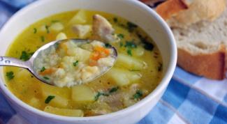 Как приготовить деревенский суп