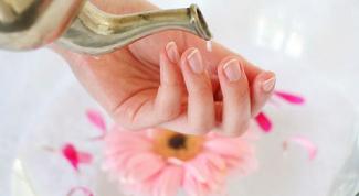Увлажняющие ванночки для рук