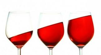 Маска для волос с вином