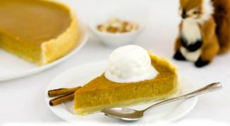 Тыквенный пирог «Pumpkin Pie»