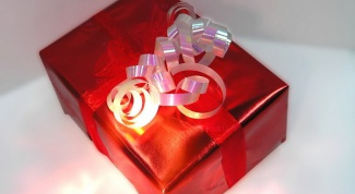 To give gifts - a bad omen?