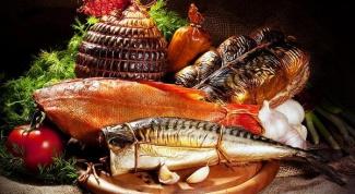 Вред и польза копченой рыбы