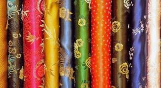 Как узнать, содержит ли шелковая ткань примесь синтетики