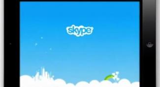 Как использовать Скайп для планшета Android