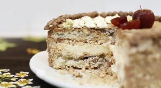 Как в домашних условиях приготовить торт «Киевский»